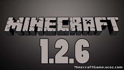 Скачать MineCraft 1.2.6